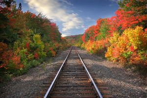 Fall Colors on the ACR by tfavretto