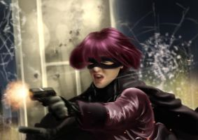 Hit Girl by alecyl