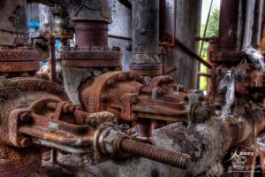 HDR Valves by Nebey