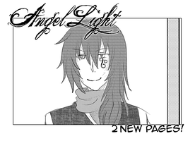 Angel Light Chapter 4 new pages up! by Kawaragi-Shuran