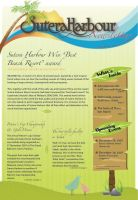 Sutera Harbour Newsletter 1 by kawaiwawi