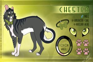 2014 Chester Ref Sheet by RussianBlues