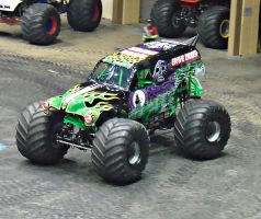 Grave Digger 1 by Calypso1977