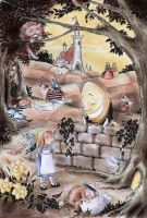 Wonderland - colored by asiapasek