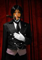 His Butler: A Model IV by AvrilDC