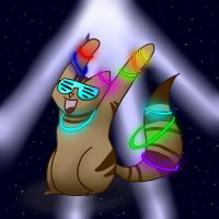 RAVE RAVE RAVE by Girl-In-A-Fez