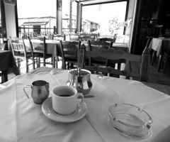 Nescafe in Cafe by alimuse