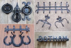 Forged objects 20 by Astalo