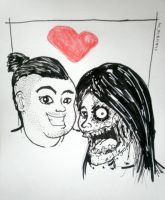 2014-249: Zombie love by dogkaster