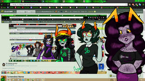 screenshot fantroll thingy! by Moonshine112