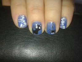 nail art by cicka2008