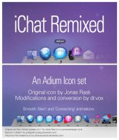 iChat Remixed by arcticTransfuse