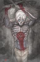 Hobo Heart Wounds Creepypasta by ChrisOzFulton