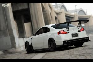 Infinity G35 - SHP by shappass