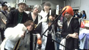 bleach group midlands by smallfry09