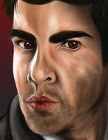 Sylar ...detail by Phoenix-Cry