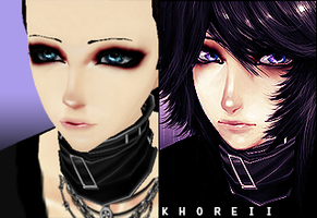 IMVU: Khoreii DP by veriitus