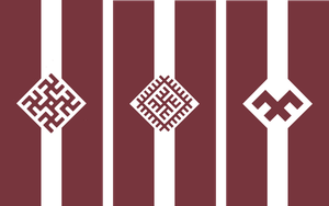 Latvian Flags by AmDDRed