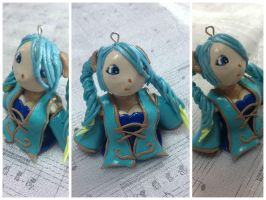 Sona Charm (League of Legends) by SummonersGift