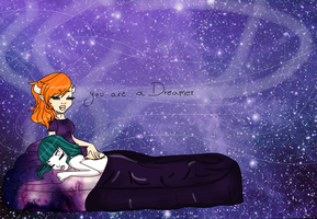 You are a Dreamer by LilithIrina