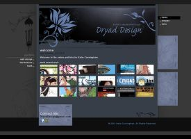 Old Dryad Design Layout by DrYaDdEsIgN