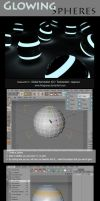 Tutorial :: Glowing Spheres by thiagoesp