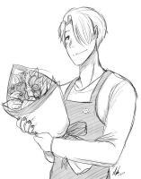 Florist Victor by lightgaiaa