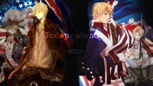 APH Independence War -UsxUk- by lainiwakura86