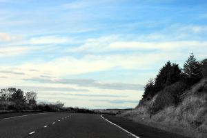 Long Road Home by Emz-Photography