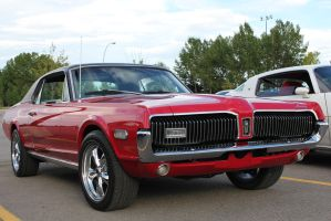 Resto-Mod Cougar by KyleAndTheClassics