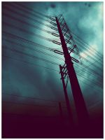 powerlines 4 by geyl