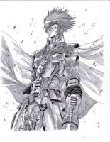 portrait saint seiya by sipries