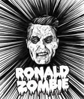 Ronald Zombie by Wescoast