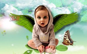 Baby Green by ICMDesigned