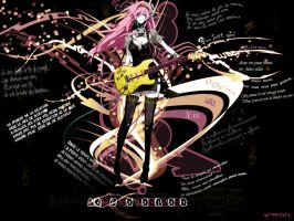 Let's go vocaloid by Creamia