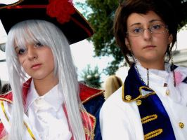 Austria and Prussia 2 by NikyStrife
