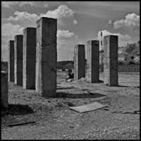 pillars by keithpellig