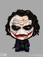 The Joker II by squall95