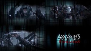 Assassin's Creed Revelations by Lopez-The-Heavy