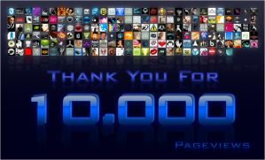10.000 Pageviews o.O by Fabi-FR