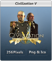 Civilization V - Icon by Crussong