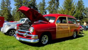 1951 Ford Woodie by tundra-timmy