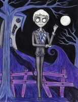 Gerard: Nightmare Style by GeeFreak