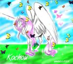 Kochou-Alicorn- by Umeko