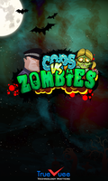 Cops vs. Zombies - Splash screen by send2owais