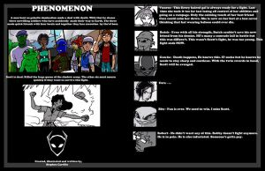 Phenomenon Chapter 5 Page 1+2 by Video320