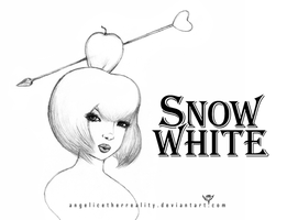 Snow White '2 by angelicetherreality
