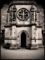 Rosslyn Chapel by ClintonKun