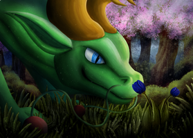 Spring (Contest entry) by domicreate
