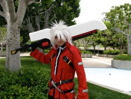 Blazblue: Ragna Bloodedge by gacktstream